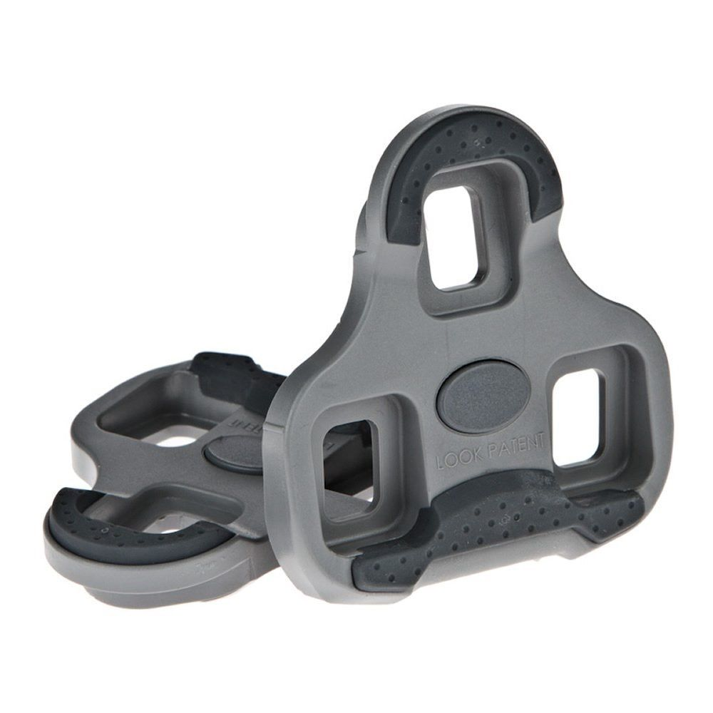 Fisher Look KEO Cleat with gripper 4.5 Grey