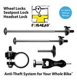 Pinhead Pinhead 4 Pack With Top Cap Lock