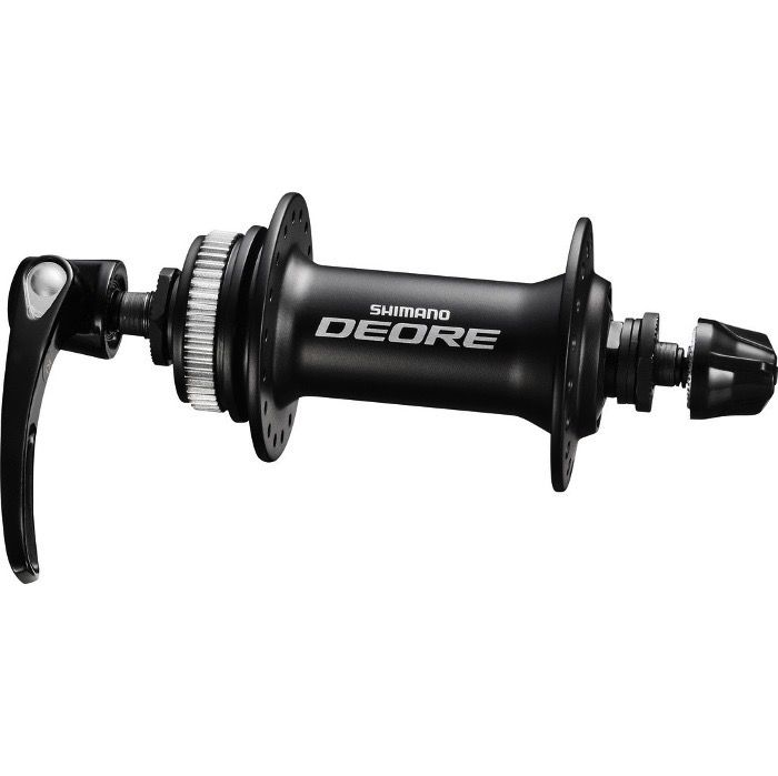 Fisher Front Hub Deore 30+H Blk