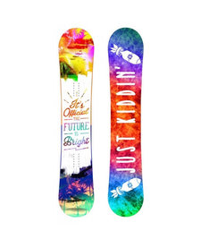 Salomon Official Snowboard 158cms