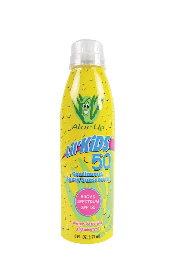 Aloe Kote SPF 50 Lil'Kids 177ml Spray