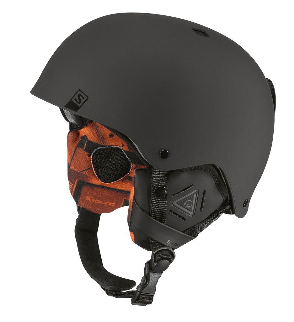 acheter pas cher e710f 764c9 Salomon Salomon Brigade Audio Helmet