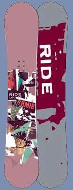 Ride Ride Kashmir Board* 154cm