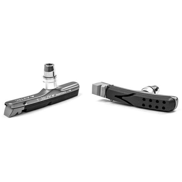 Madison V-type cartridge system Kevlar Plus brake blocks with rim rake