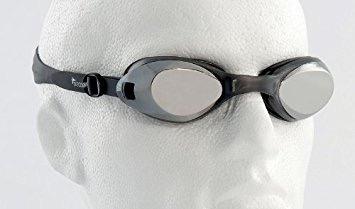 Precision Snr Mirror Anti-Fog Goggle Silver-Blk