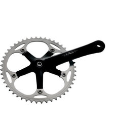 Miche Xpress Crankset 170mm 48t Black