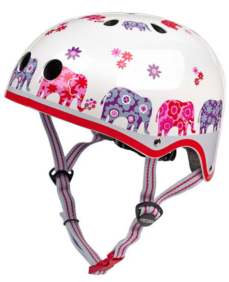 Micro Scooter Micro Scooter Patterned Helmet