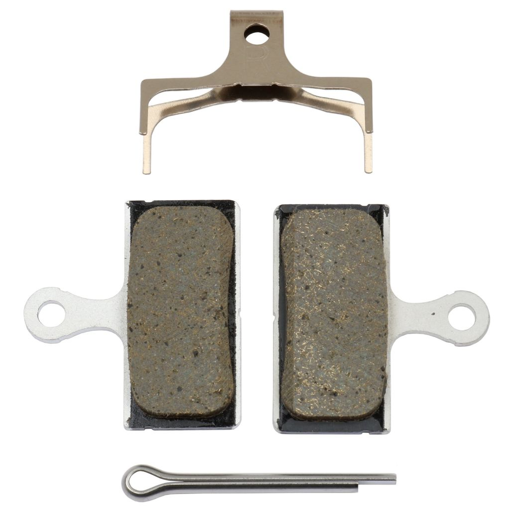 Madison G02A Resin Brake Pads And Spring