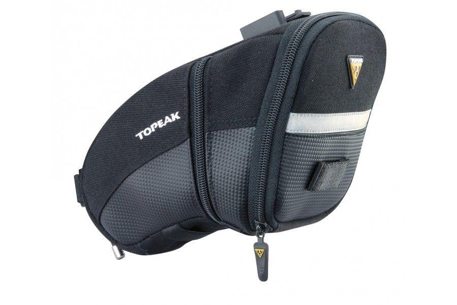 Extra Topeak wedge aero QR saddle bag small