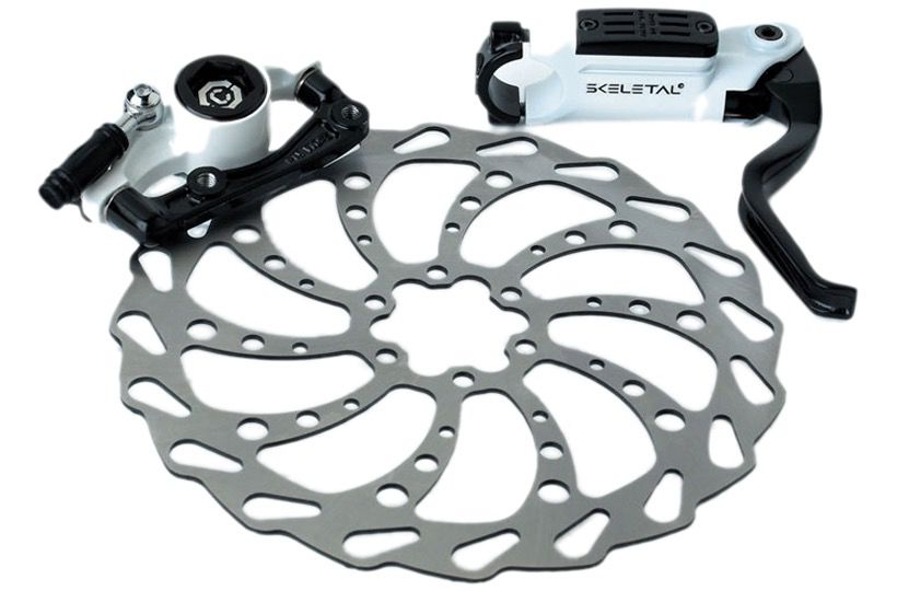 Fisher Clarks Skeletal Rear Hycrolic Disc Brake w/185mm Rotor Post