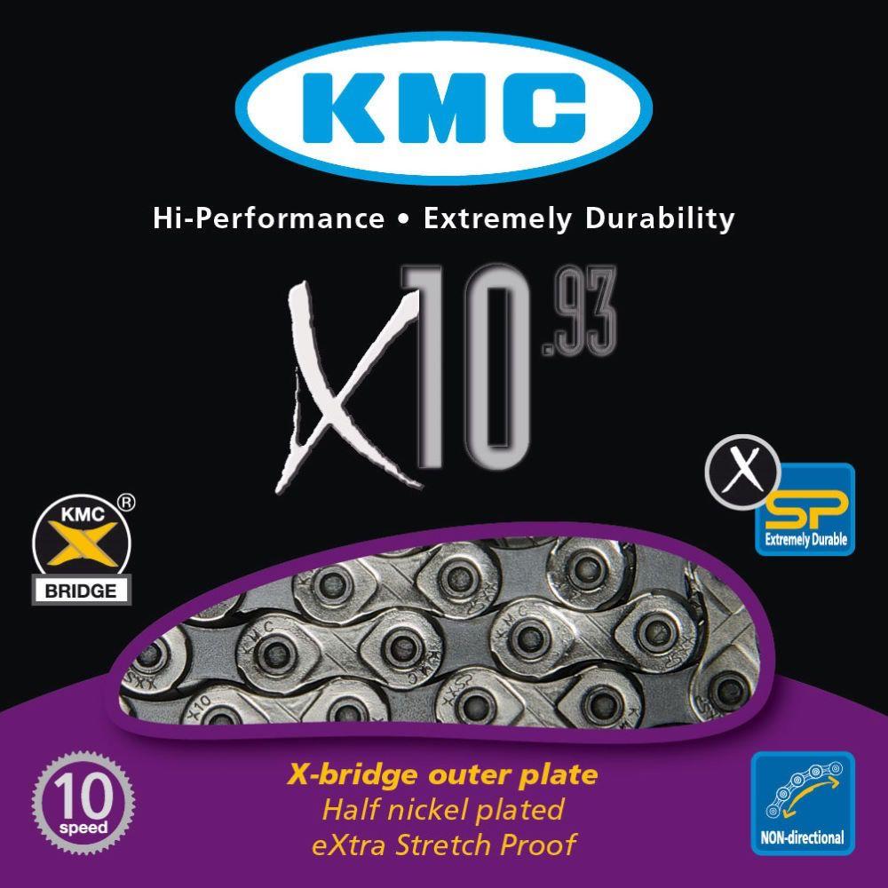 Raleigh KMC x10 Chain
