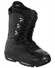 Burton Sabbath Boot* Blk* UK7