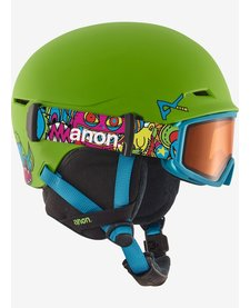 Anon Youth Combo Helmet/Goggle Pack