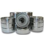 Shiner Bearings NMB Precision 608ZZ EACH
