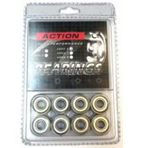 Bearings Abec 5 (Pack of 8)