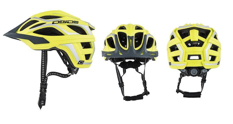 Dirty Dog Dirty Dog Goose Bike Helmet