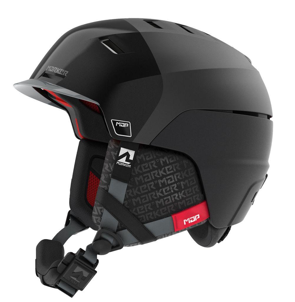Marker Marker Phoenix Map Helmet