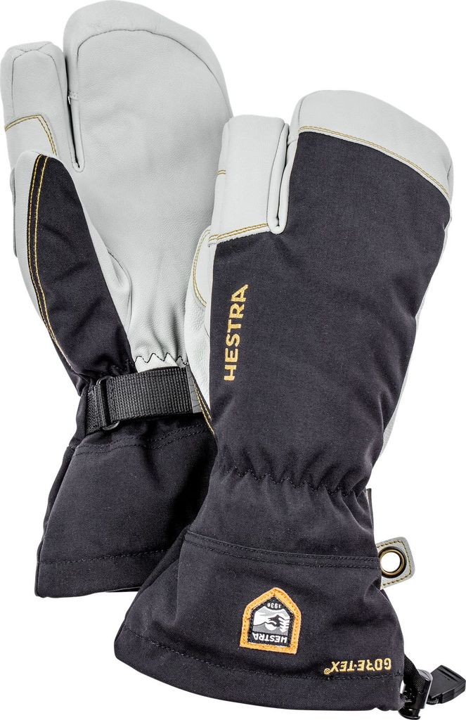 Hestra Hestra Army Leather Gore-Tex 3-Finger