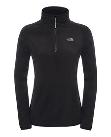 The North Face 100 Glacier Womens 1/4 Zip