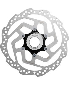 Shimano SM-RT10 Tourney TX Centre-Lock disc rotor, for resin pad only, 160 mm