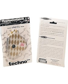 Respro Techno Filter pack of 2