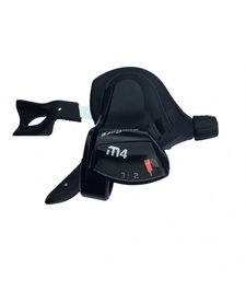 Sunrace M400 3spd Trigger Shifter Front