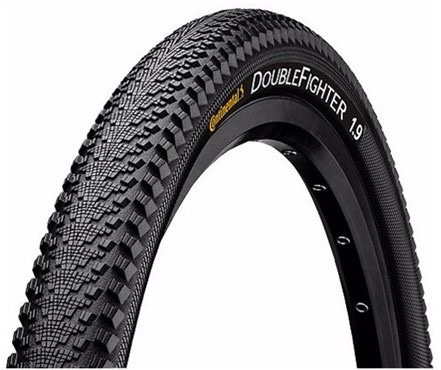 "Madison Double Fighter III 29 x 2.0"" Black Tyre"