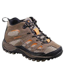 Merrell Chameleon 4 Mid Waterproof Kids Boot