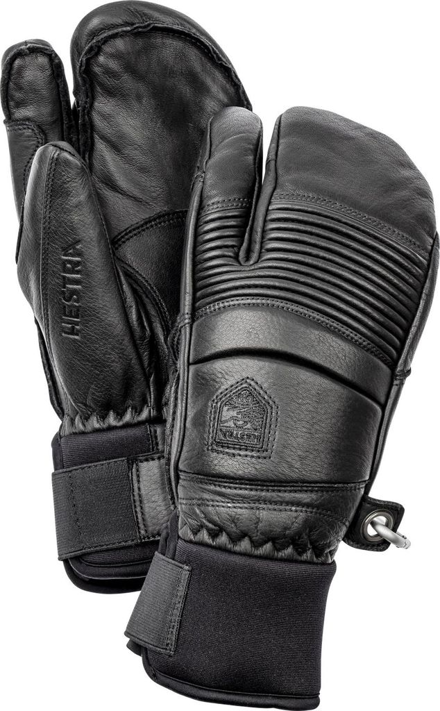 Hestra Hestra Leather Fall Line 3-Finger Glove
