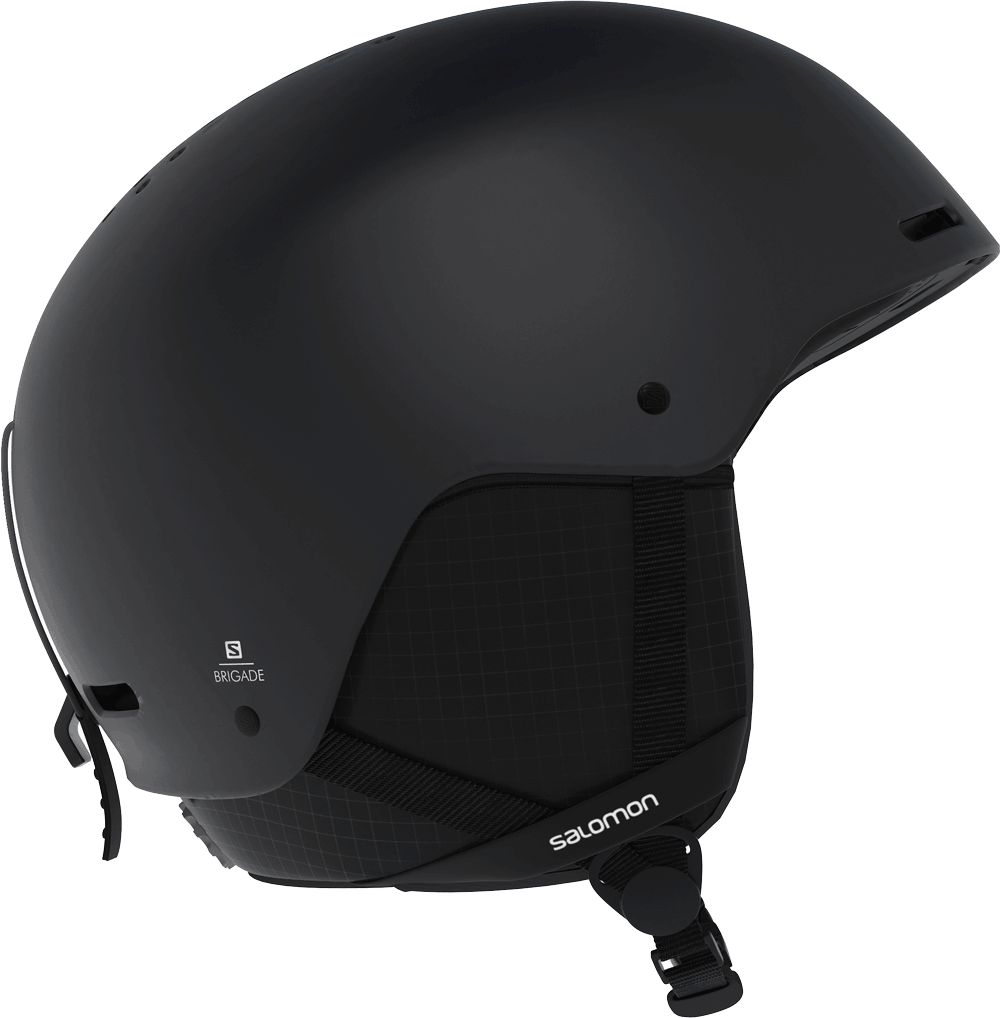 Salomon Salomon Brigade + Helmet