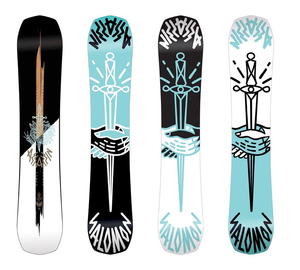 Salomon Salomon Assassin Snowboard