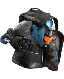 Salomon EXTEND GO-TO-SNOW GEAR BAG BLACK/ON