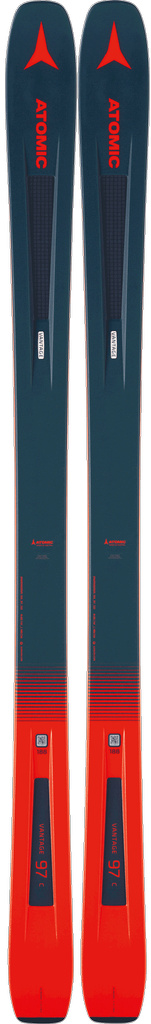 Atomic Atomic VANTAGE 97 C Blue/Red Ski