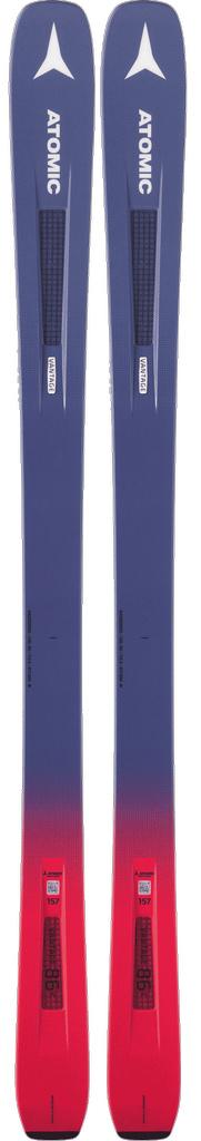Atomic Atomic VANTAGE WMN 86 C Grey Blue/Pk Ski