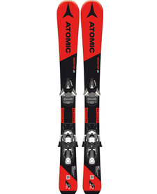 Atomic REDSTER J2 70-90 + C 5 Ski Set