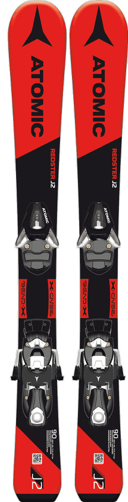 Atomic Atomic REDSTER J2 70-90 + C 5 Ski Set