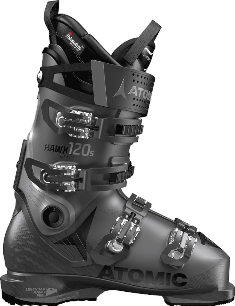 Atomic Atomic HAWX ULTRA 120 S Anthracite/Grey Ski Boot