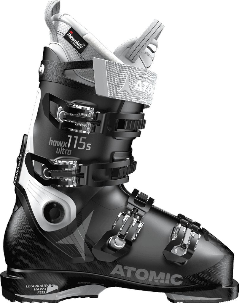 Atomic Atomic HAWX ULTRA 115 S W Black/White Ski Boot
