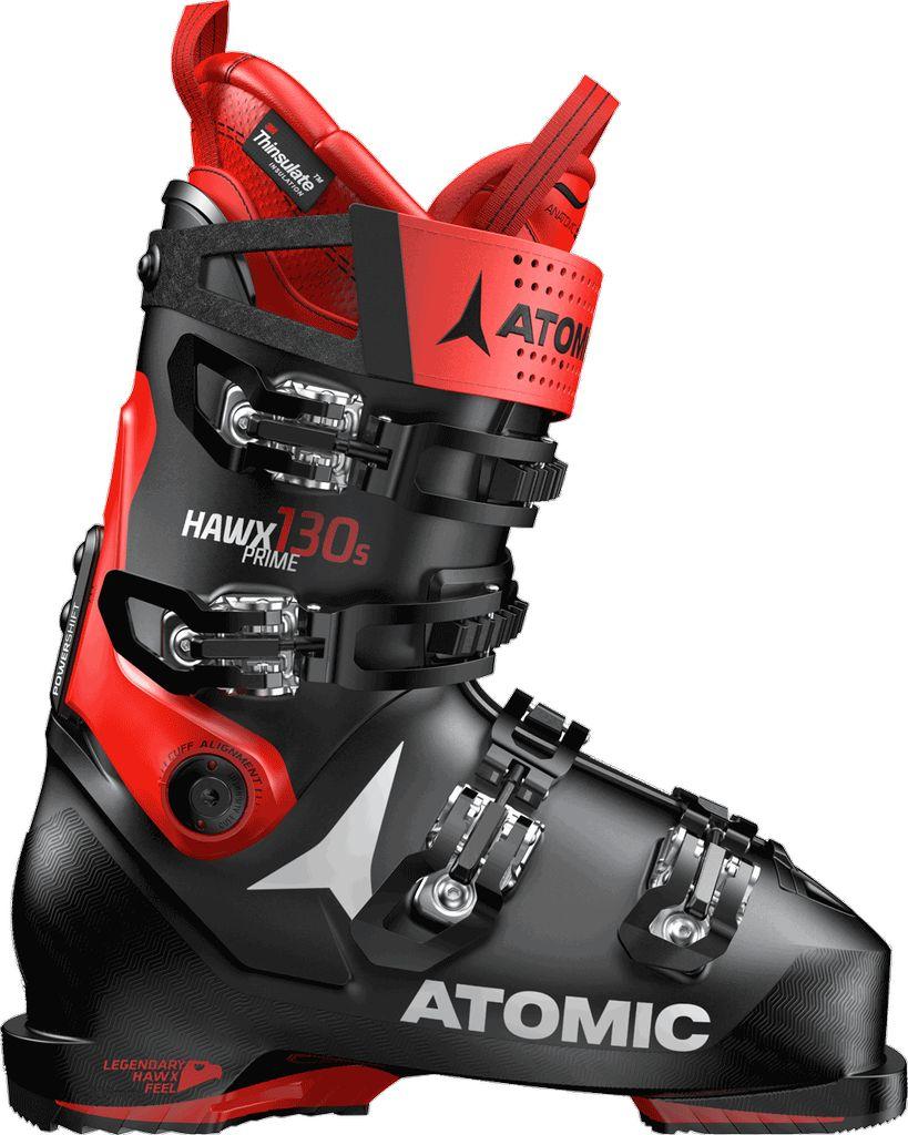 Atomic Atomic HAWX PRIME 130 S Black/Red Ski Boot