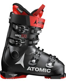 Atomic HAWX MAGNA 100 Black/Red Ski Boot