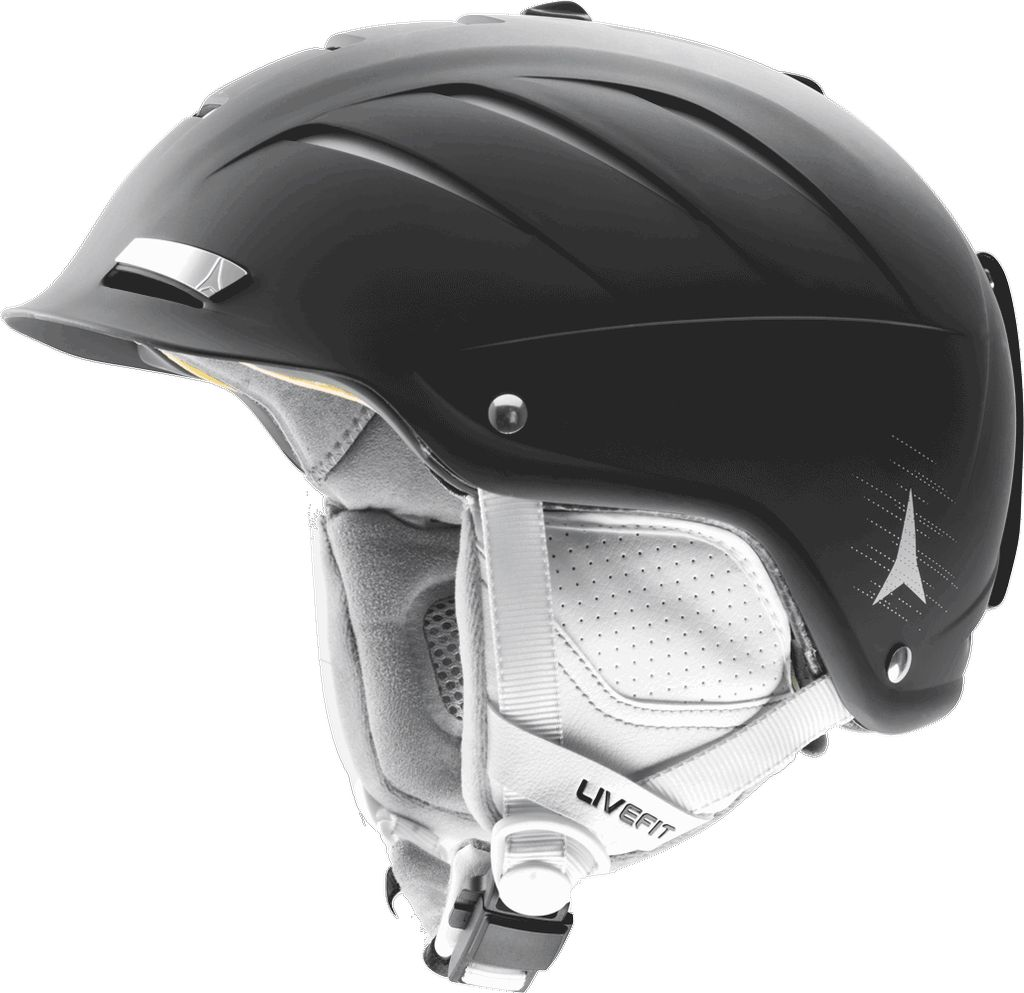 Atomic Atomic AFFINITY LF W Black Medium Helmet