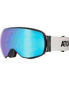 Atomic REVENT Q White Goggle