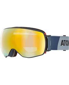 Atomic REVENT Q Blue Goggles