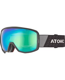 Atomic COUNT JNR SPHERICAL Black/Grey Goggle