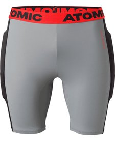 Atomic LIVE SHIELD Shorts Grey/Black