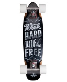 D Street Cruiser Maple Ride Free 23in