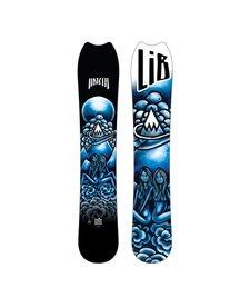 Lib Tech Jamie Lynn Tittyfish C3 Snowboard