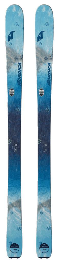 Nordica Nordica Astral 84 Ski inc Marker Free 11