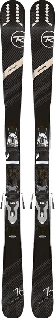Rossignol R0ssignol Experience 76ci W inc Xpress 10 Binding