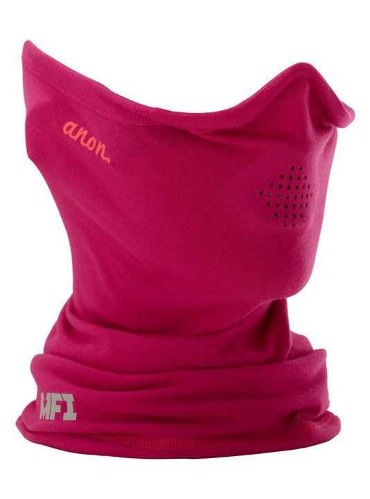 Anon Anon Womens MFI Lightweight Neckwarmer